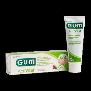 GUM ActiVital Pasta Dentífrica
