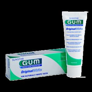 GUM Original White Pasta Dentífrica