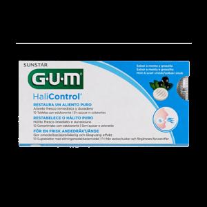 GUM HaliControl Comprimidos